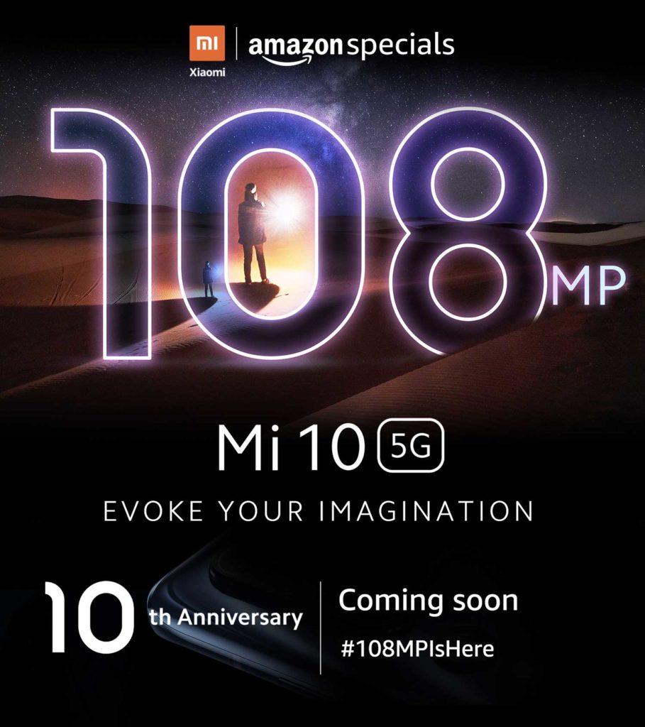 Xiaomi Mi 10 India Launch