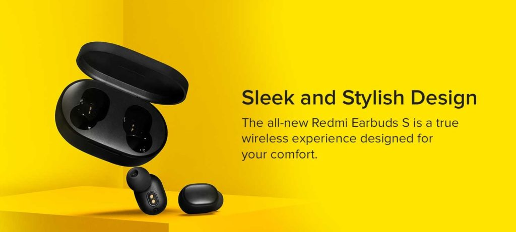 Redmi Earbuds S india price
