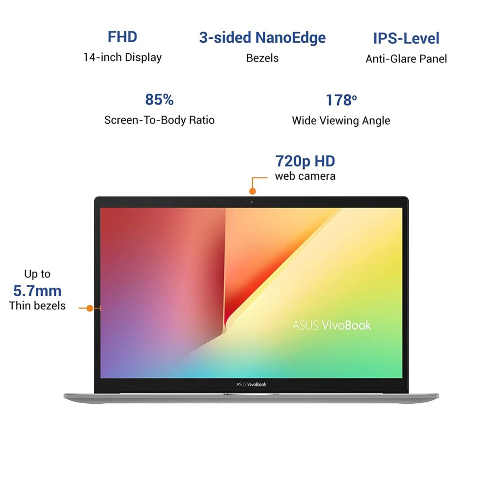 ASUS VivoBook S14 M433IA-EB593TS / EB592TS Price in India