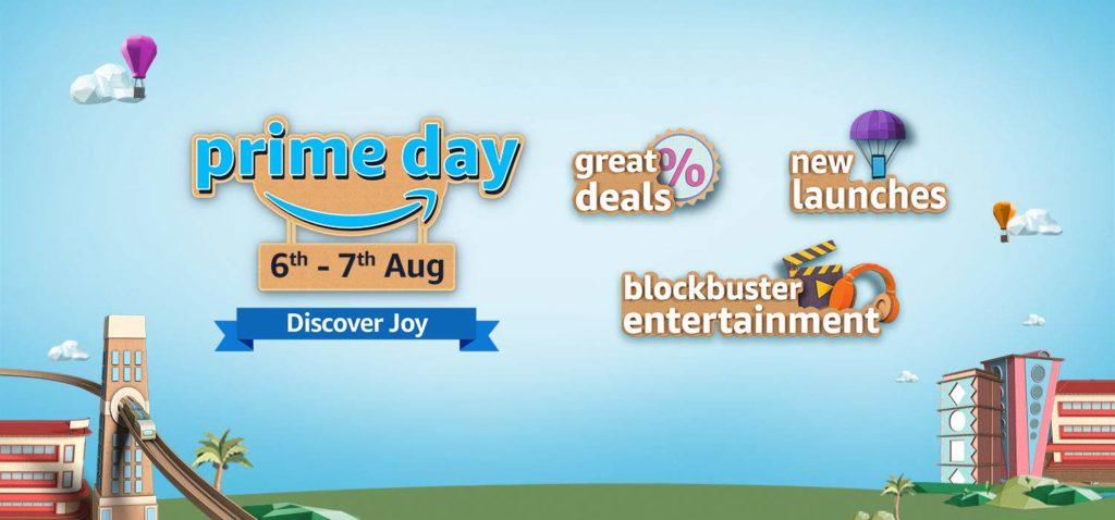 Amazon India Prime Day Sale 2020