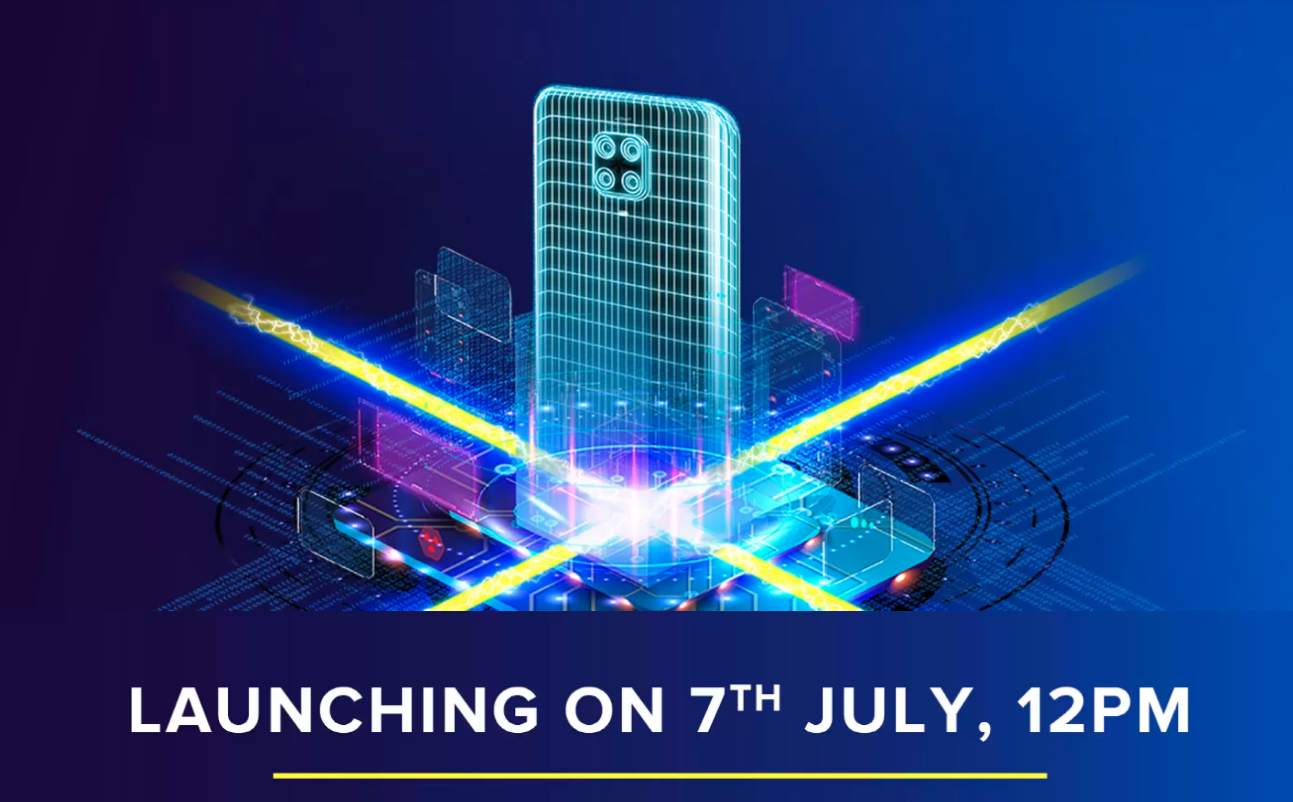Xiaomi POCO M2 Pro launching in India on July 7th