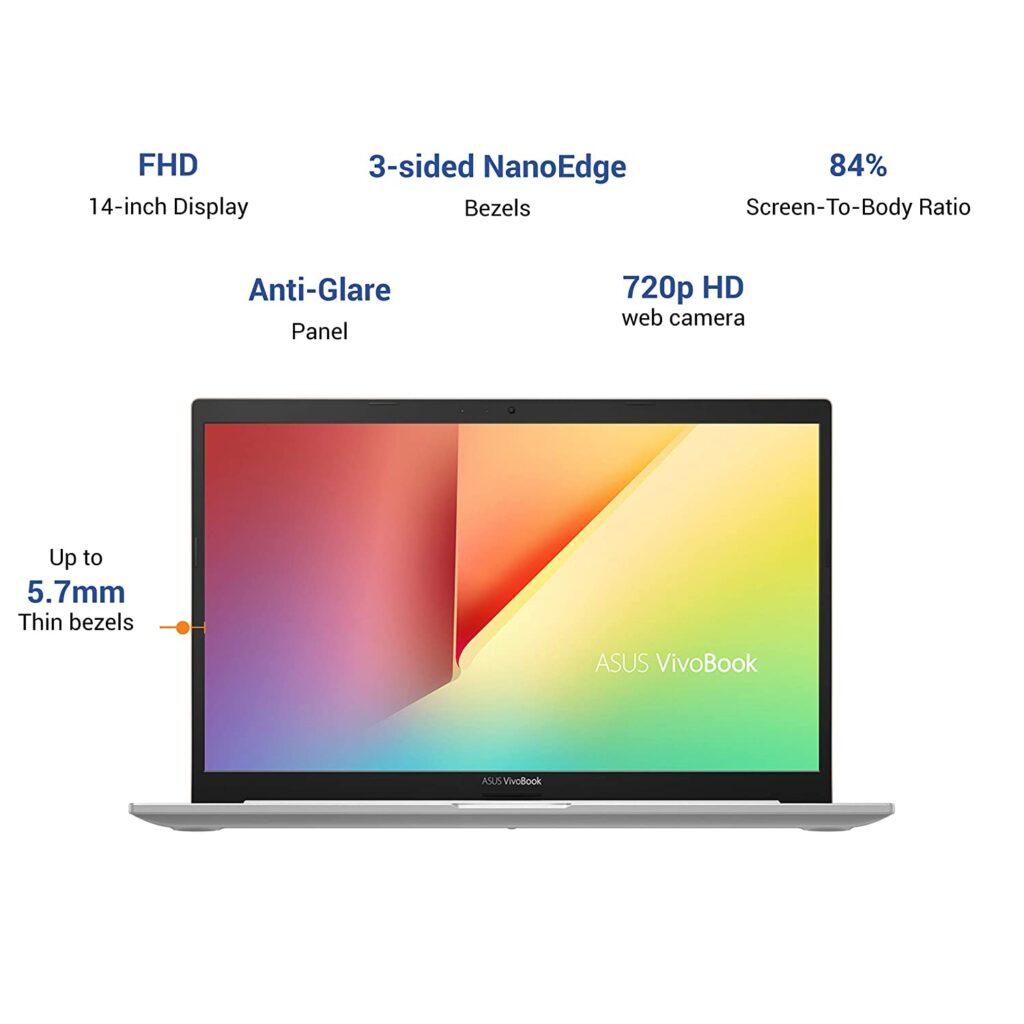 Asus Vivobook Ultra K14 K413FA-EK583TS Specs