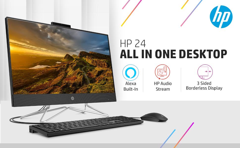 HP AIO 24-dd0201in Specs
