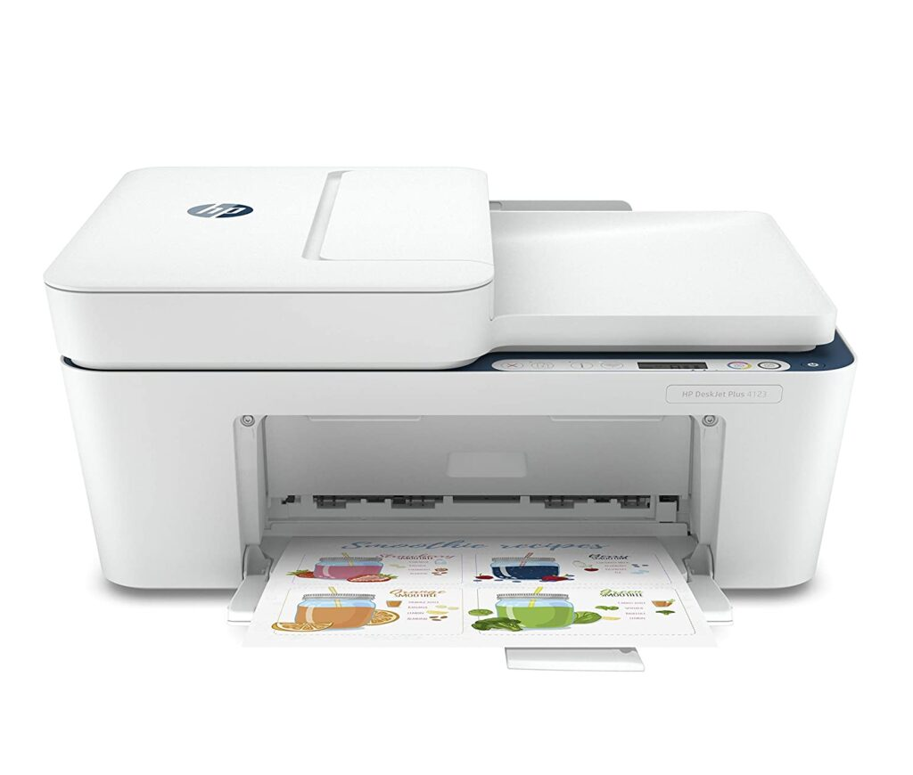 HP DeskJet Plus 4123 Printer