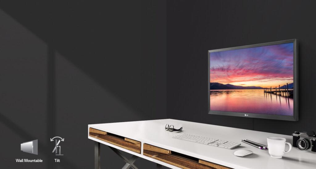LG 22MN430M 22 Inch IPS Monitor