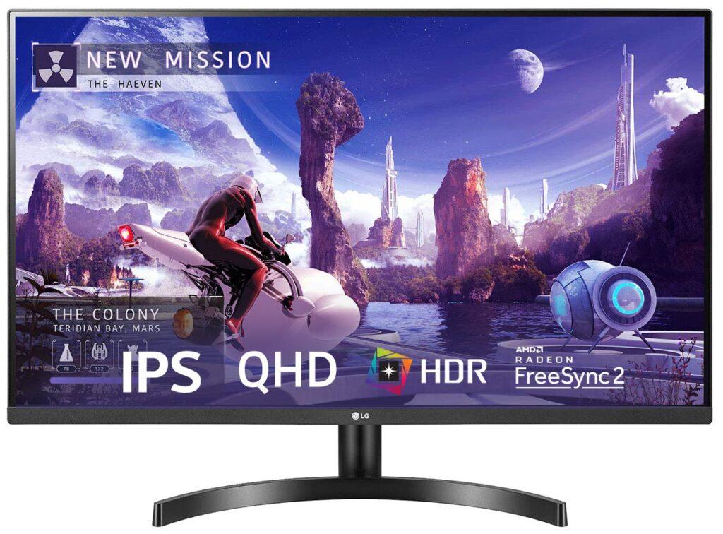 LG 32QN600 Monitor Specs