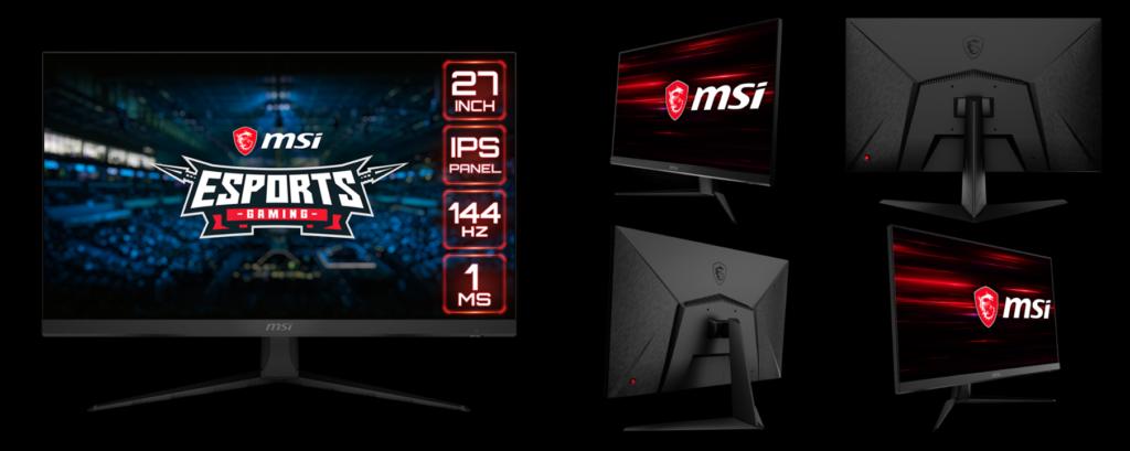 MSI Optix G271-27 inch IPS Gaming Monitor