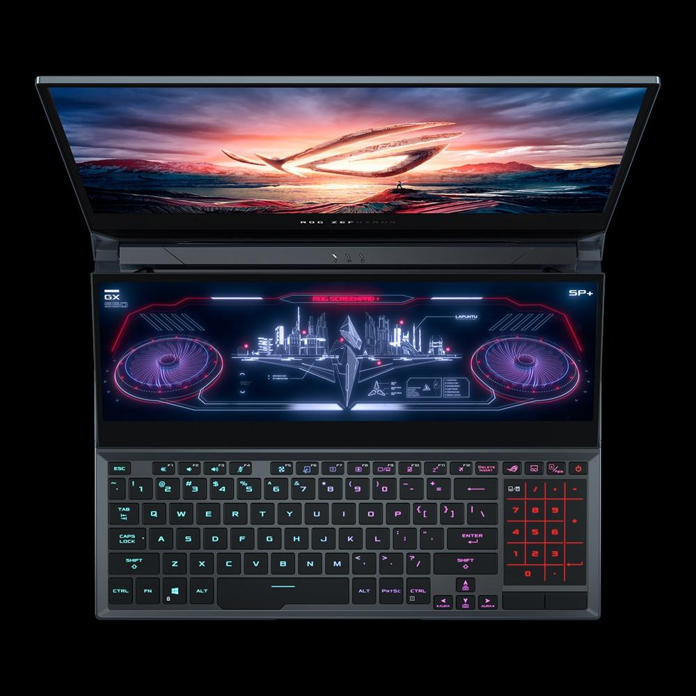 ASUS ROG Zephyrus Duo 15 GX550LXS GX550LWS