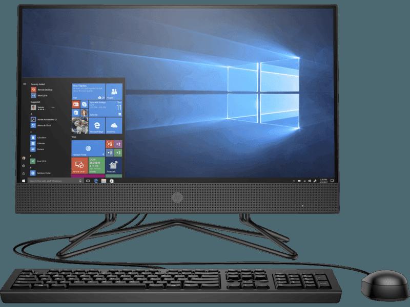 HP 200 G4 22 AIO PC