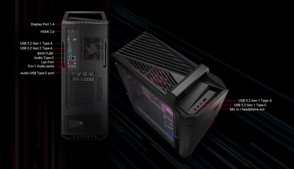 ASUS ROG Strix GT15 G15CK IN032T
