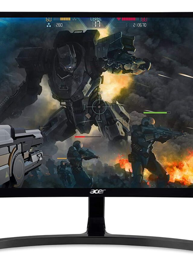 Acer ED242QRA 23.6 Inch Curved Monitor Price in India