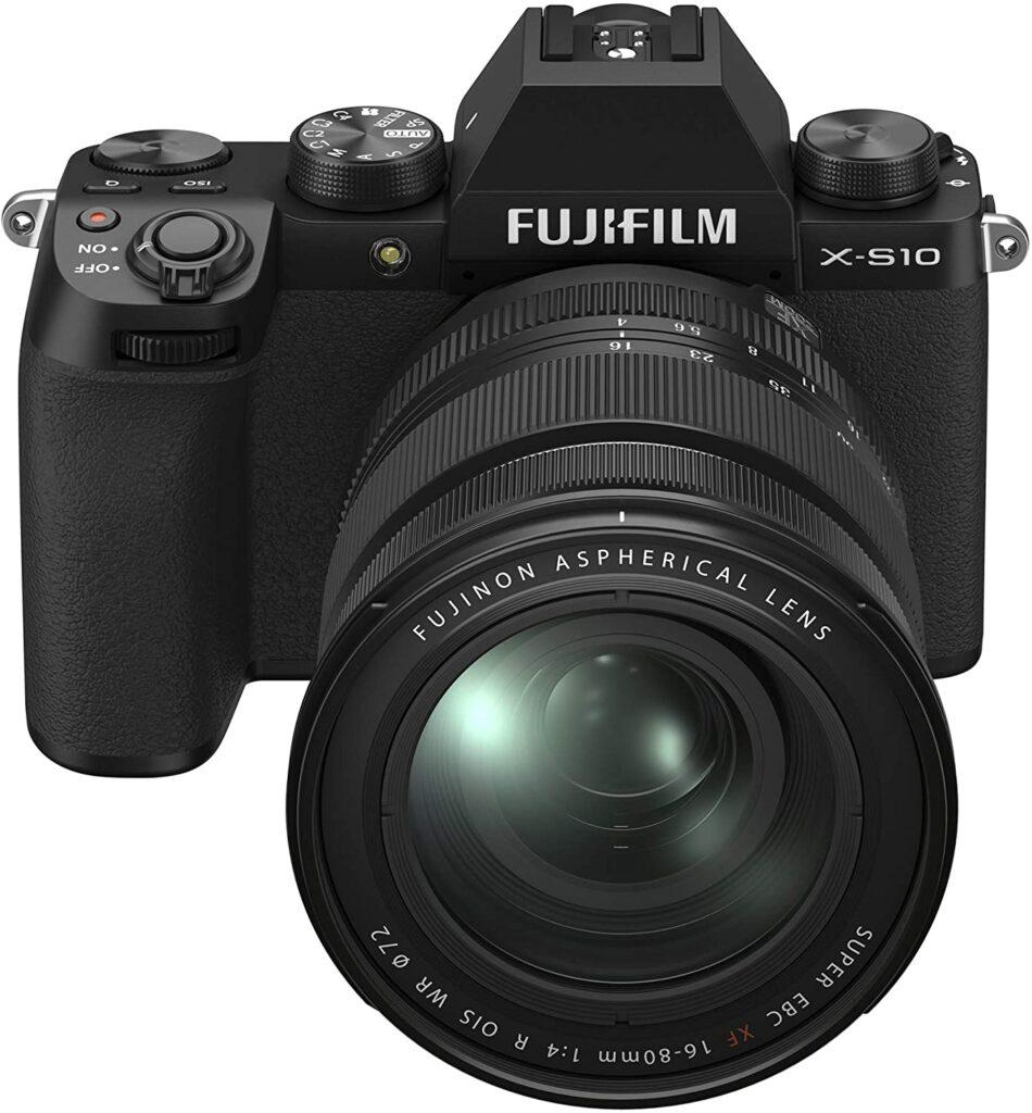 Fujifilm X S10