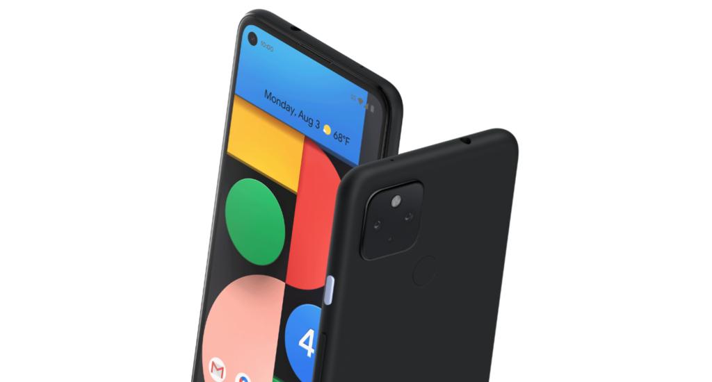 Google Pixel 4A 5G pre order