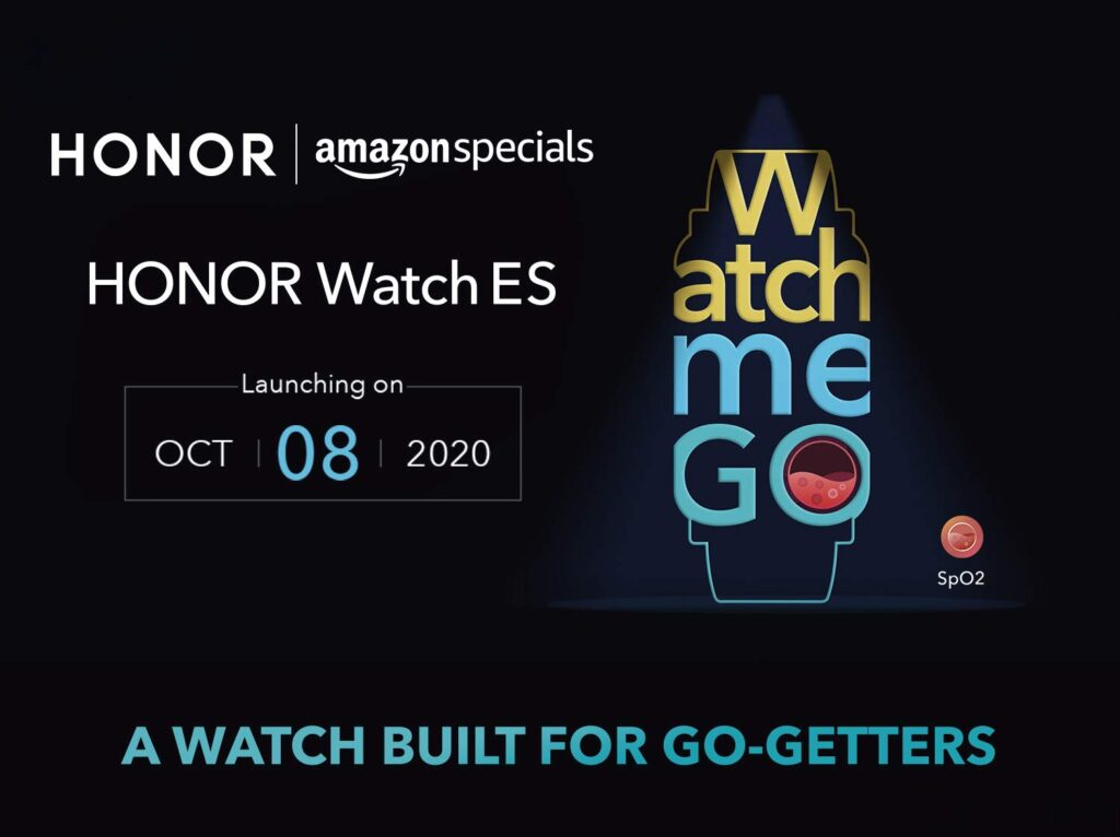 HONOR Watch ES India Price