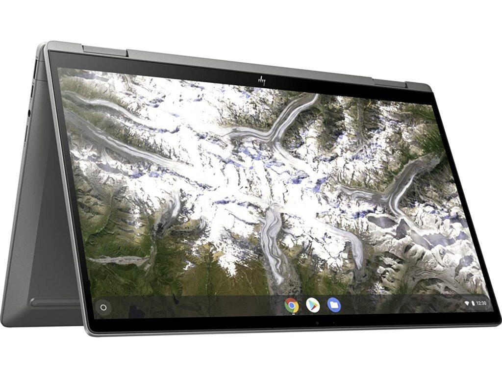 HP Chromebook x360 14c ca0009TU