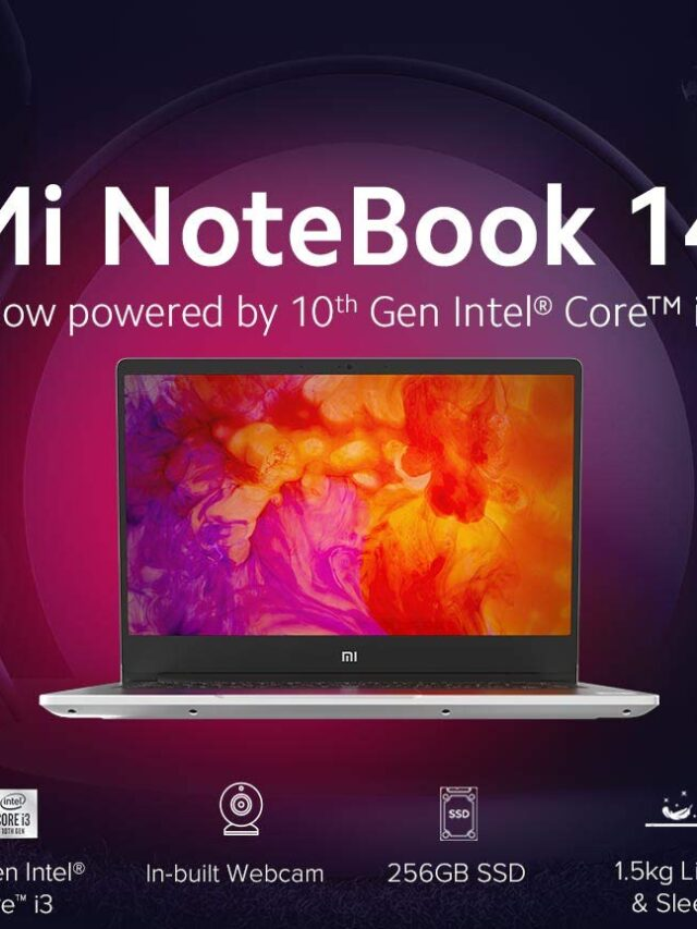 Mi Notebook 14 Core i3 First Sale on Nov 5th on Amazon India