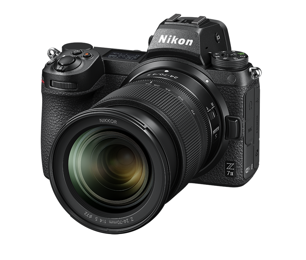 NIKON Z 6II, Z 7II up for Pre-order on Amazon US