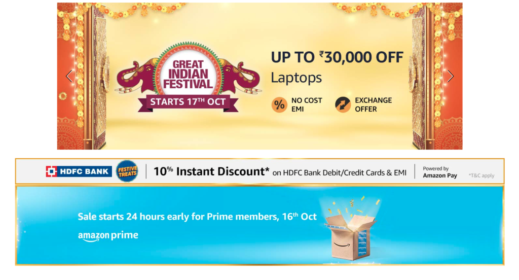Oct 17 Laptop Deals Amazon India