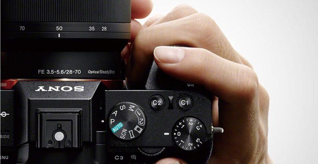 Sony ILCE 7M2K BQ IN5