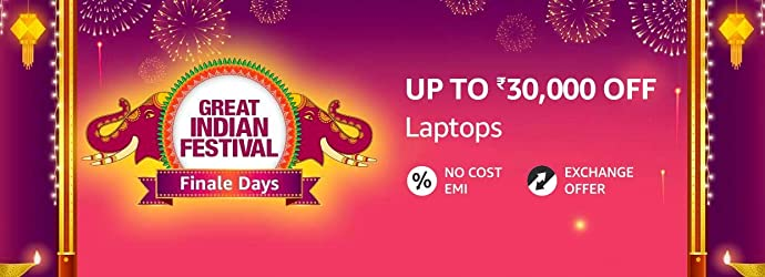 Great INdia Festival Finale Sale offers