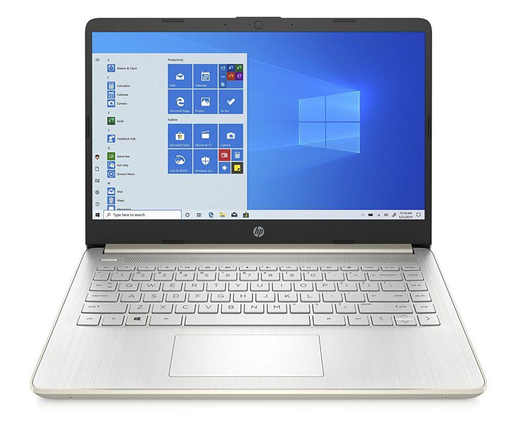 HP 14s dr2006TU Laptop