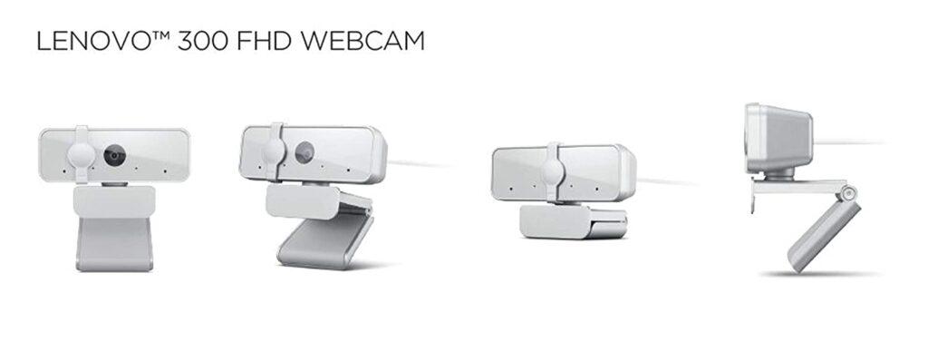 Lenovo 300 FHD WebCam photo