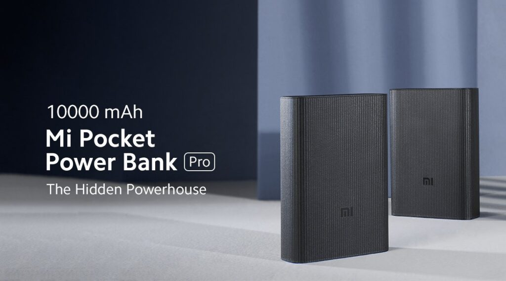 Mi PocketPowerbank Pro India