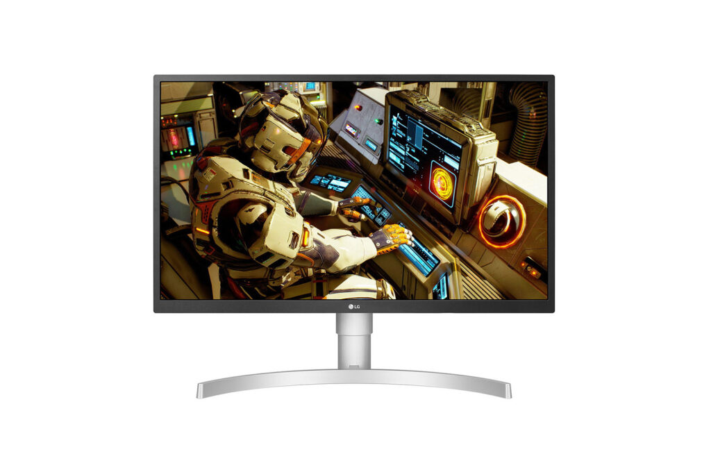 LG 27 inch 27UL550 4K Monitor 1 1