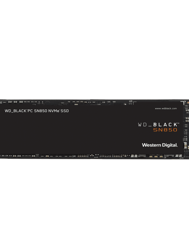 WD BLACK SN850 PCIe Gen 4 NVMe SSD Price in India ( 500GB / 1TB / 2TB )