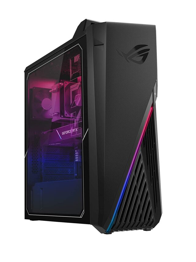 ASUS ROG Strix GT15 G15CK-IN030T Desktop Price in India ( RTX 2060 / i7-10700 )