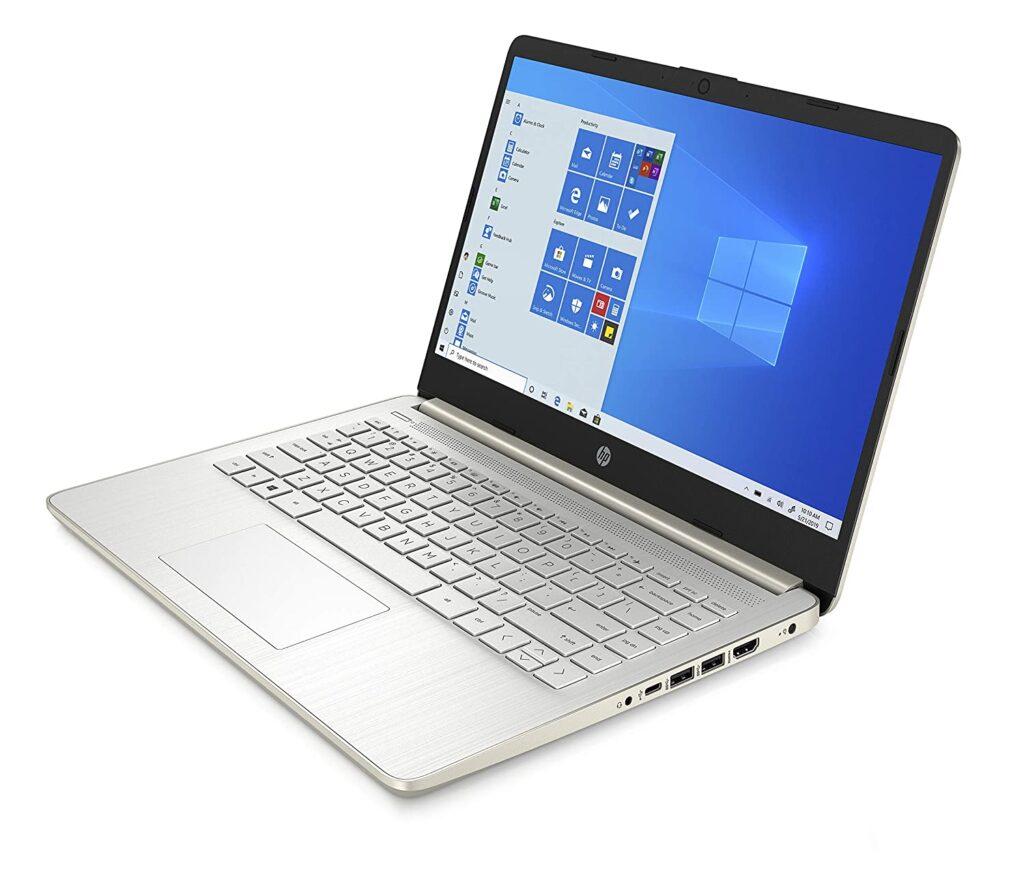 HP 14s dr2007TU Laptop