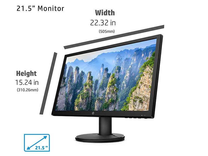 HP V22 9SV79AA Monitor Amazon india