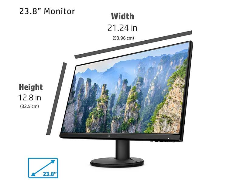 HP V24i 9RV16AA Monitor India Price