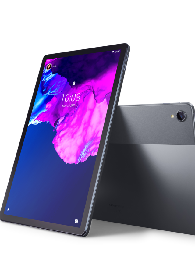 Lenovo Tab P11 India Variants Price and Specs ( TB-J606F / TB-J606L )