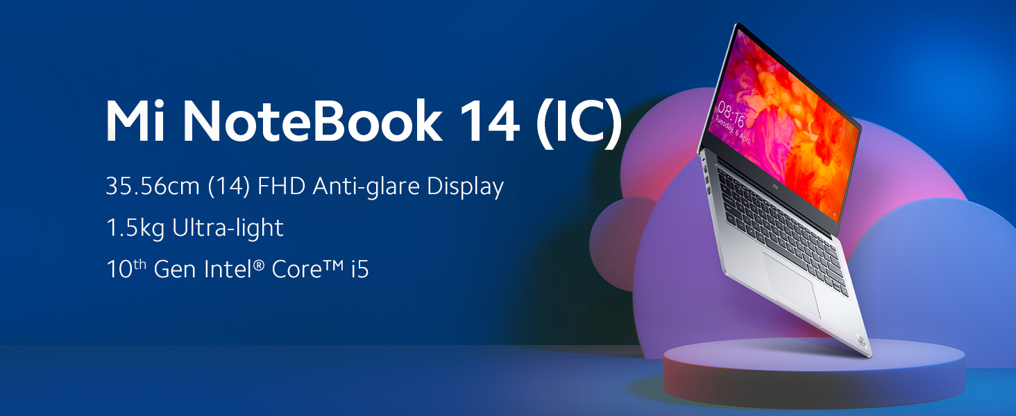Mi Notebook 14 (IC) XMA1901-FL/DH/FK Price in India