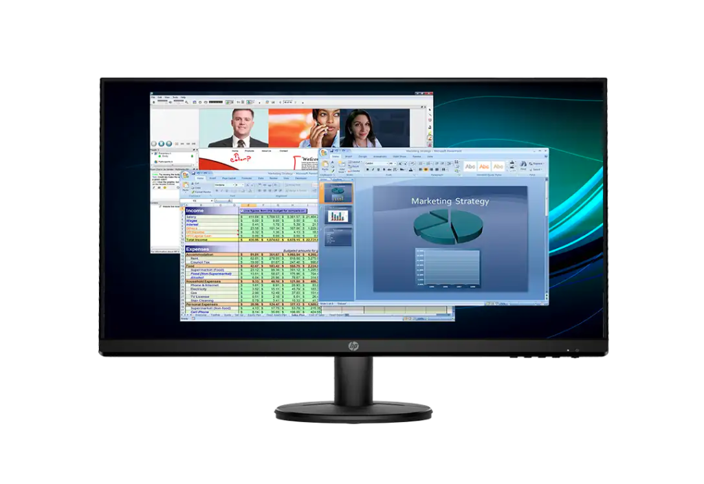 HP V27i 9SV93AA Display Monitor India price