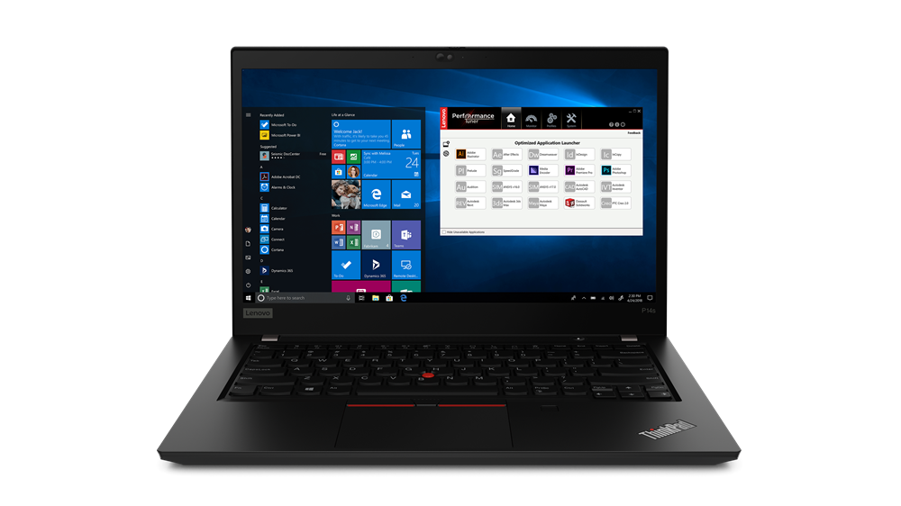 Lenovo ThinkPad P14s Gen 2 Intel