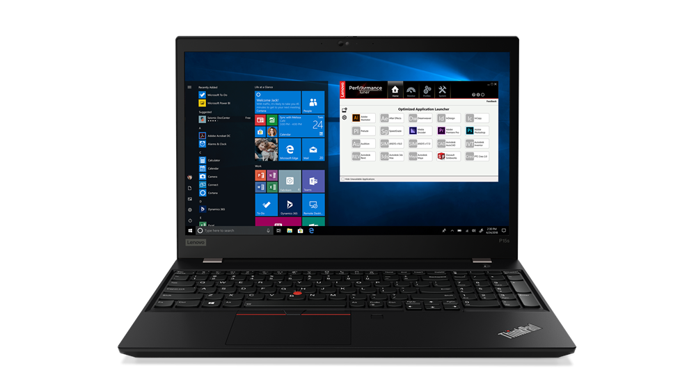 Lenovo Thinkpad P15s 20T5S13J00 Price in India ( 16GB / 512GB SSD / Win 10 Pro )
