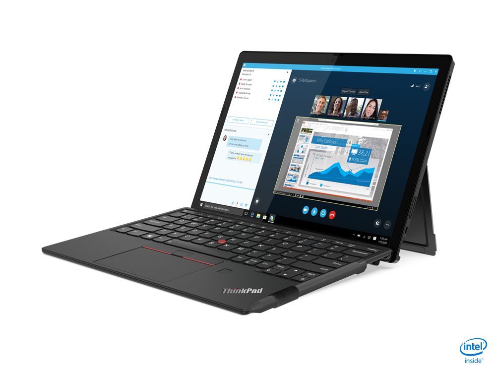 ThinkPad X12 Detachable 2021