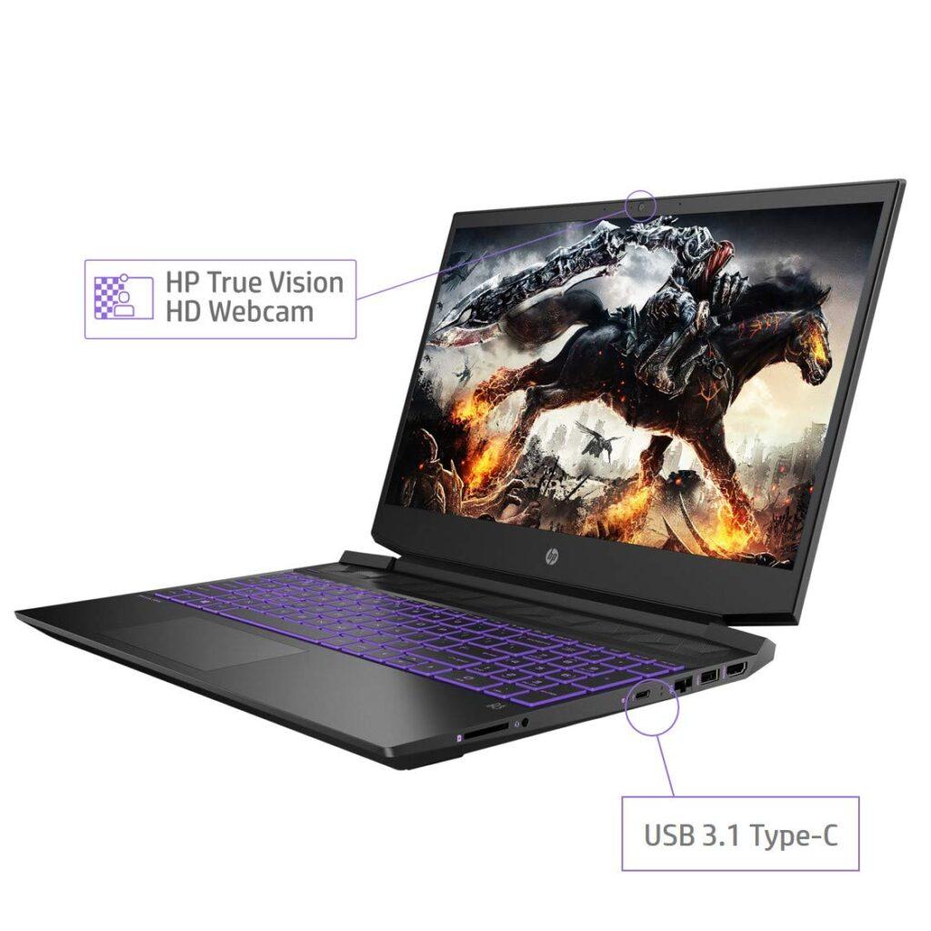 HP 15 dk1151TX Pavilion Gaming Amazon INdia Price
