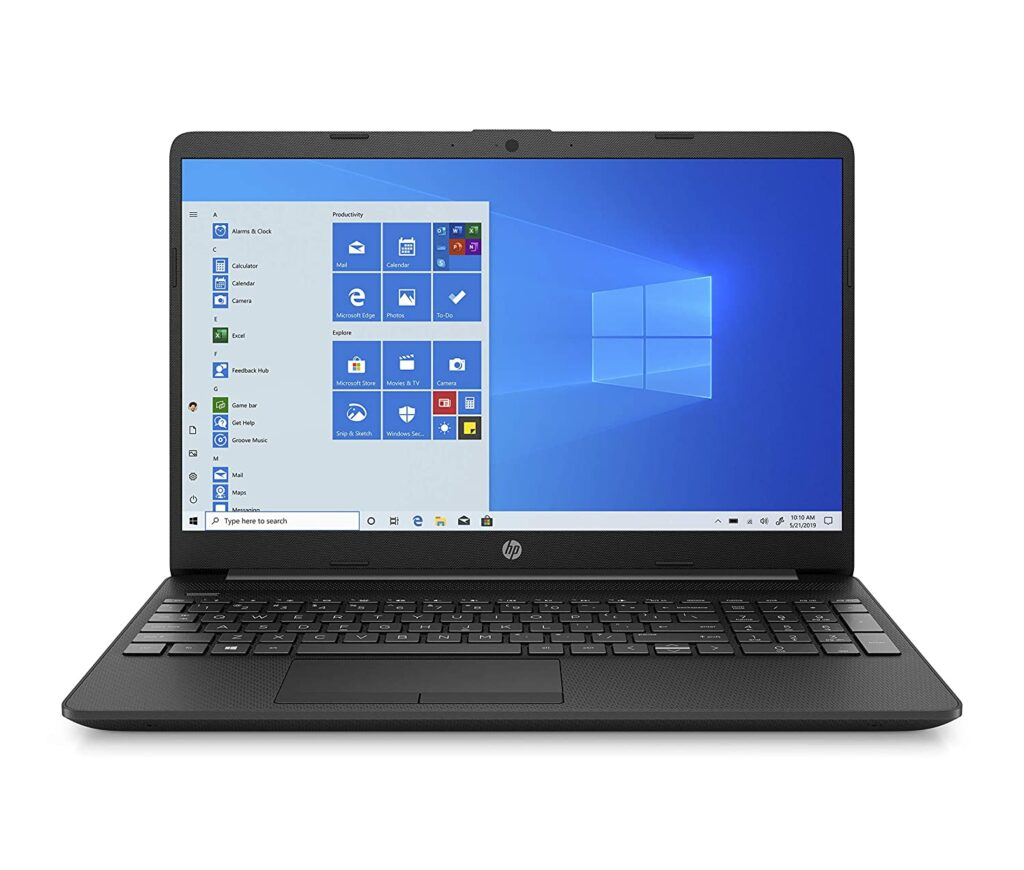 HP 15s dy3001TU Laptop
