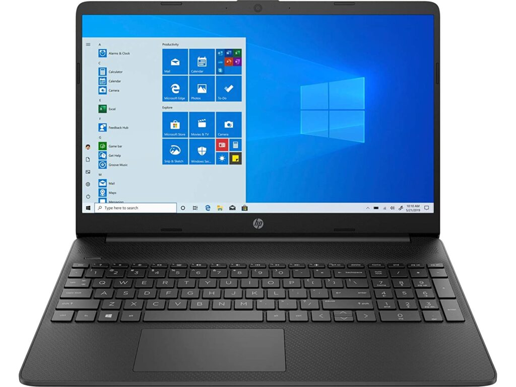 HP 15s fq2075TU Laptop
