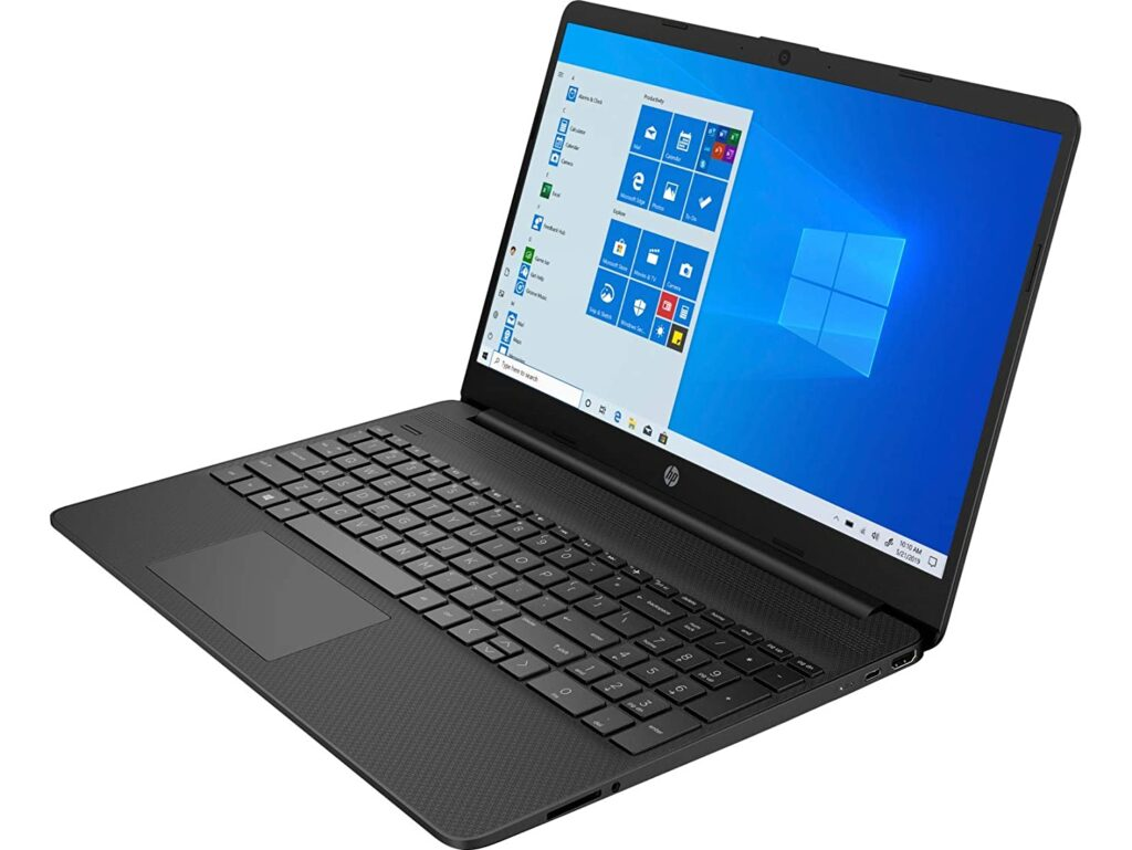 HP 15s fq2075TU Laptop AMazon India Price Specs
