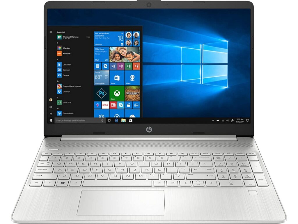 HP 15s fq2535TU Laptop India Amazon