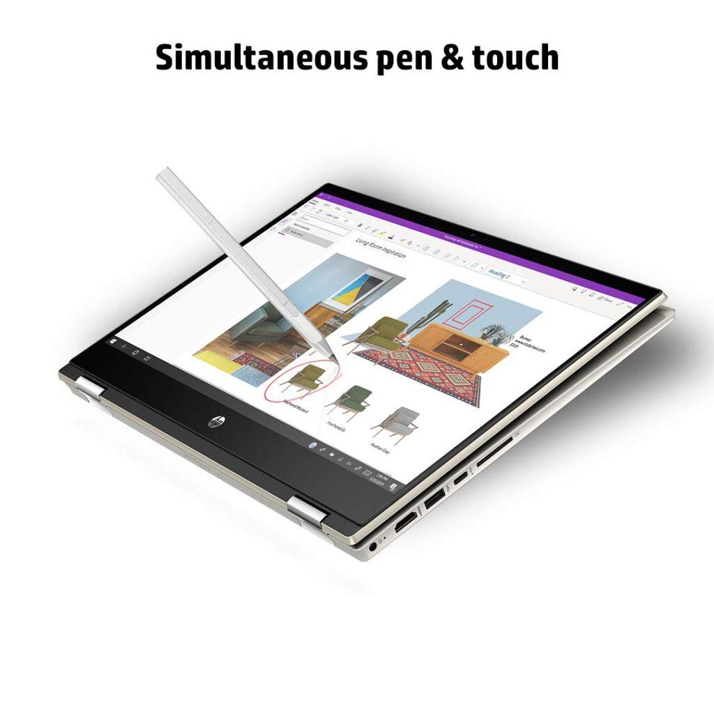 HP Pavilion x360 14 dw1039TU Pen