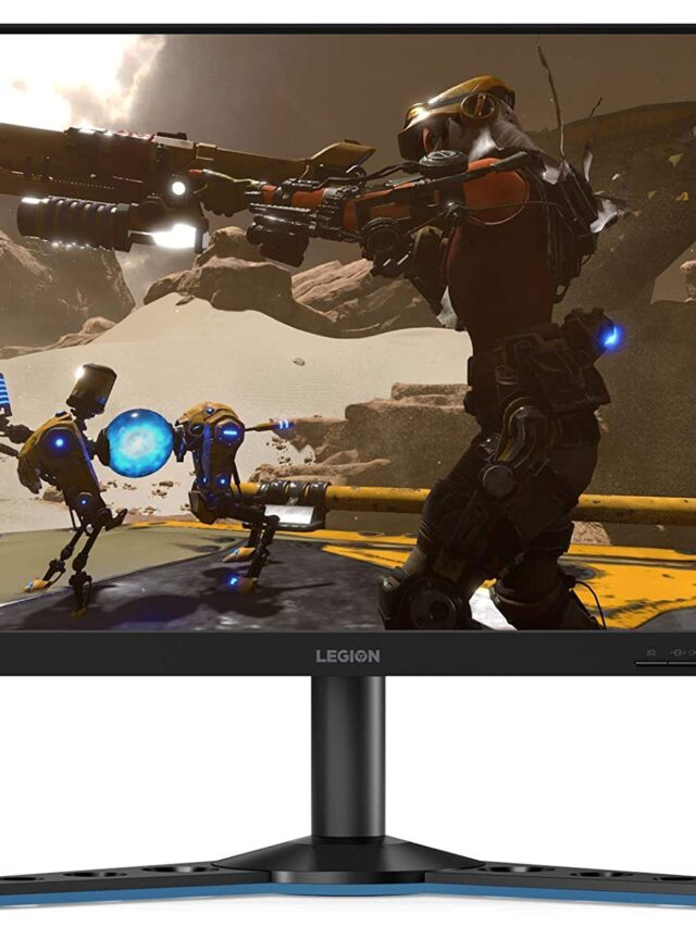Lenovo Legion Y25-25 Gaming Monitor Price in India ( 24.5-inch / 240Hz / G-sync Compatible )