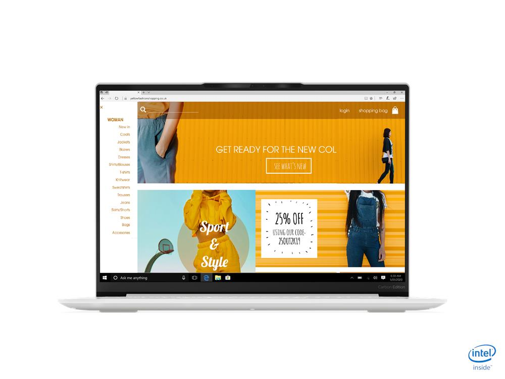 Lenovo Yoga Slim 7i Carbon 82EV003WIN Amazon India