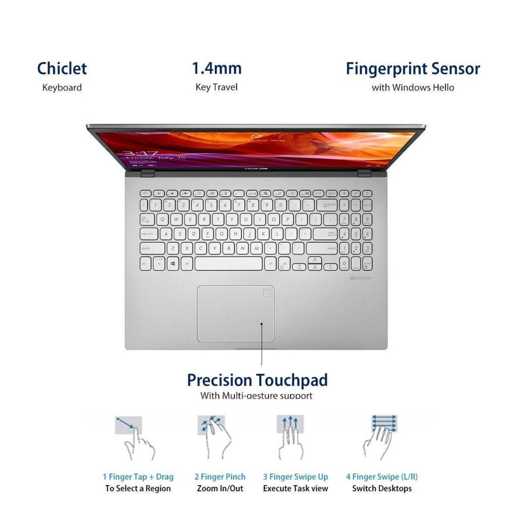 ASUS M515DA BQ502TS VivoBook 15