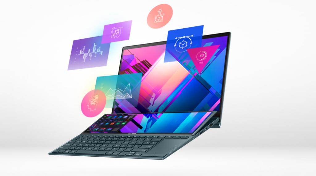 ASUS ZenBook Duo 2021 UX482EA KA501TS