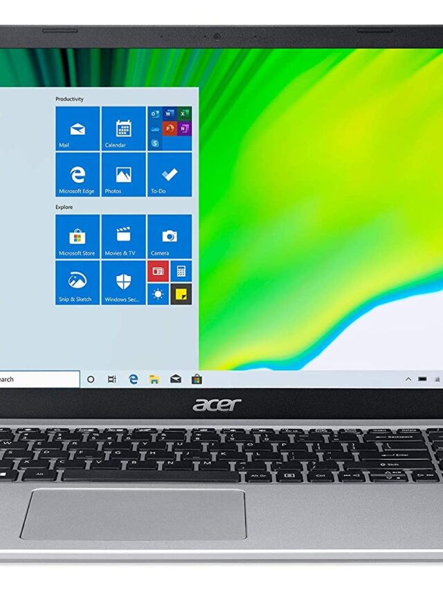Acer Aspire 5 A515-45 with Ryzen 5 5500U in stock on Amazon India